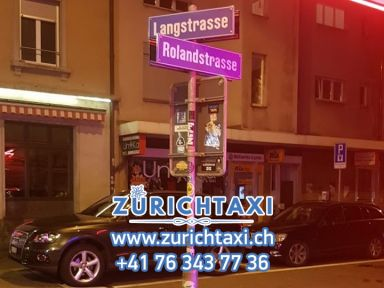 Lagerstrasse Taxi